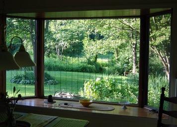 Acopian Birdsaver in Home Window
